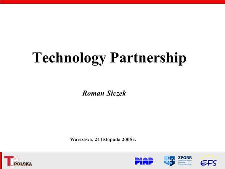 Technology Partnership