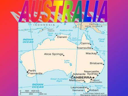 About Australia – Its all here! How can a single country have world-class cities, snowfields, deserts, rainforests and golden beaches? Well, being nearly.