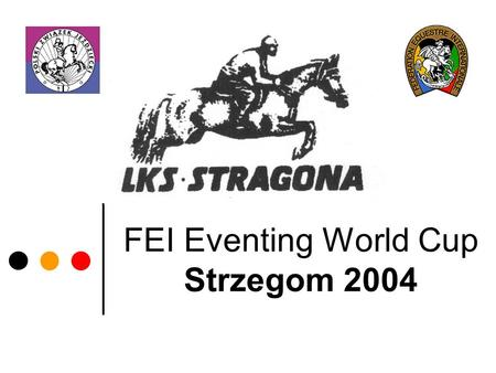 FEI Eventing World Cup Strzegom 2004