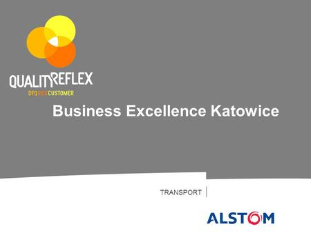 TRANSPORT Business Excellence Katowice TRANSPORT.