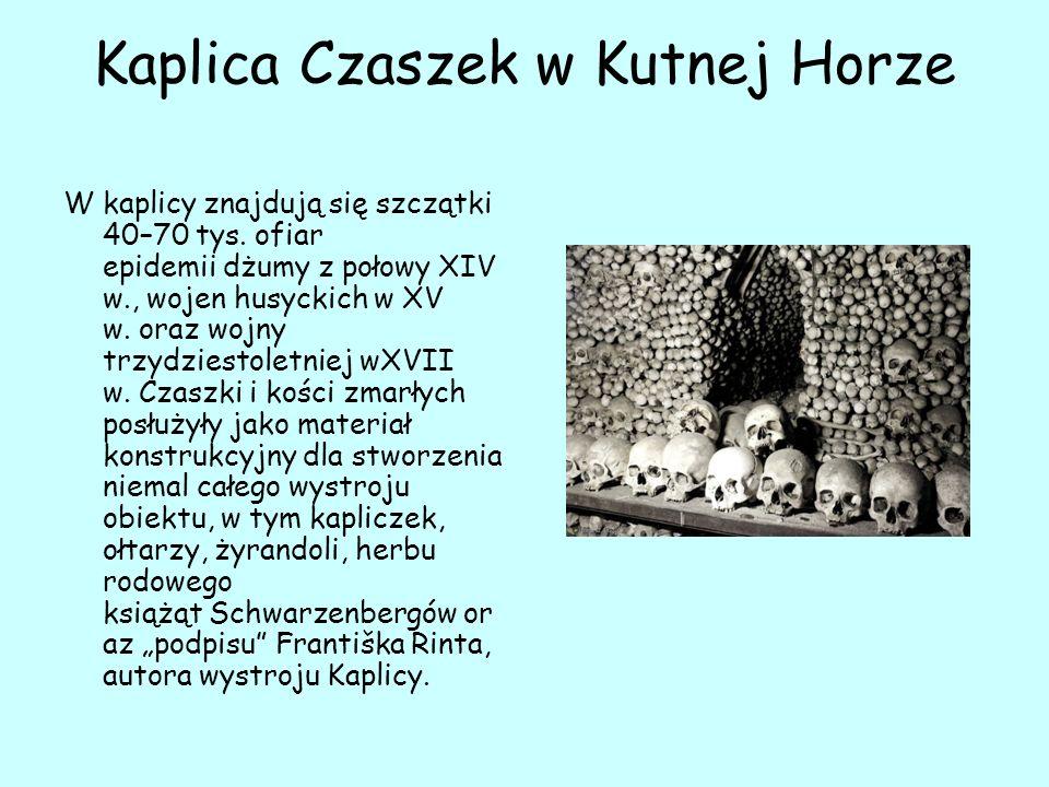 Rynek w Pradze Pierwsze wzmianki o Starym Mieście pojawiają się w VIII wieku n.e., natomiast trwalsze budowle (być może związane z religią chrześcijańską) w wieku IX.