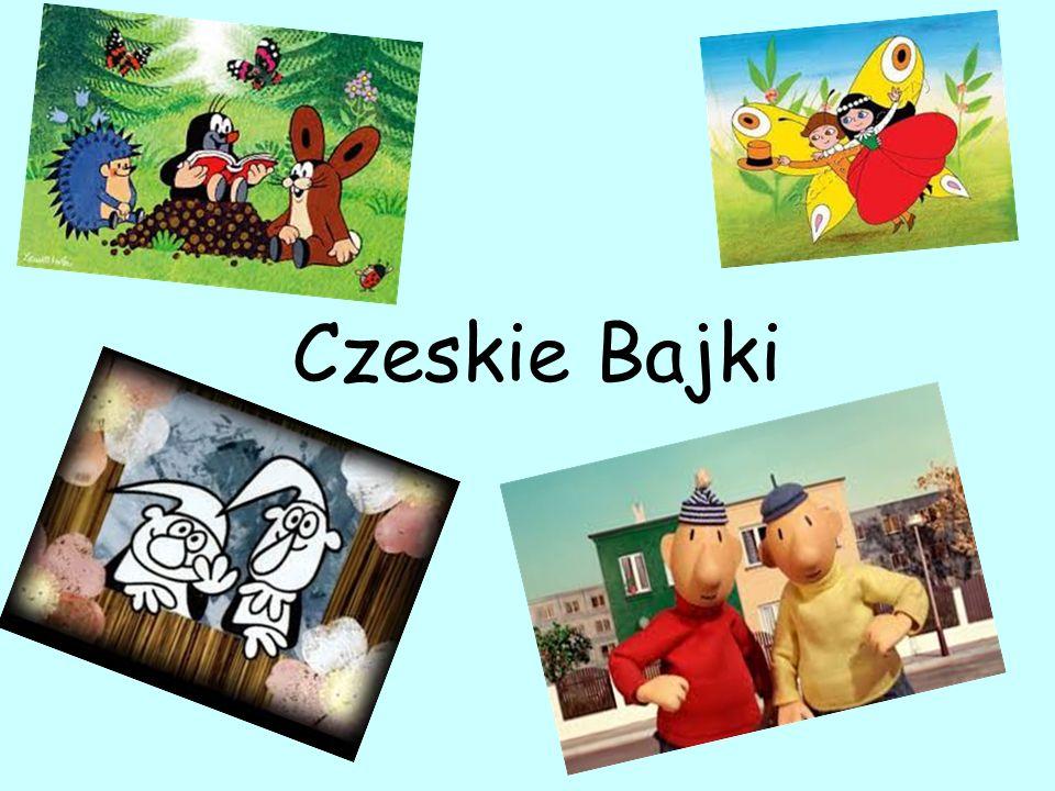 Krecik Krecik czeski cykl filmów animowanych dla dzieci.