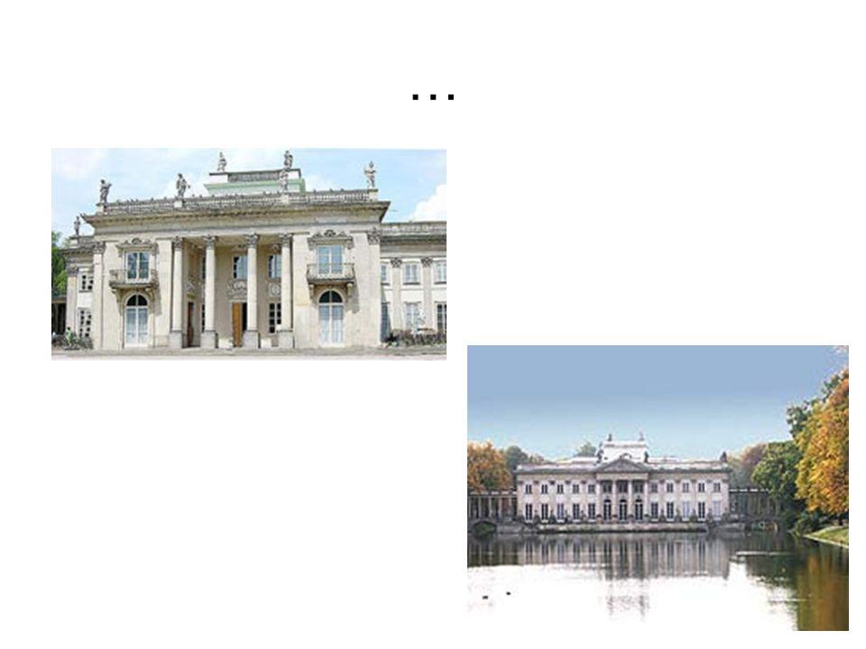 Deutsch  Im Stil des Barock-neo-klassizistischen Palast Bäder, die auch als Palast auf dem Wasser oder dem Palast auf der Insel genannt wird, liegt im Herzen von über 70 Hektar des königlichen Palastes komplex und Garten - in der Königlichen Bäder.