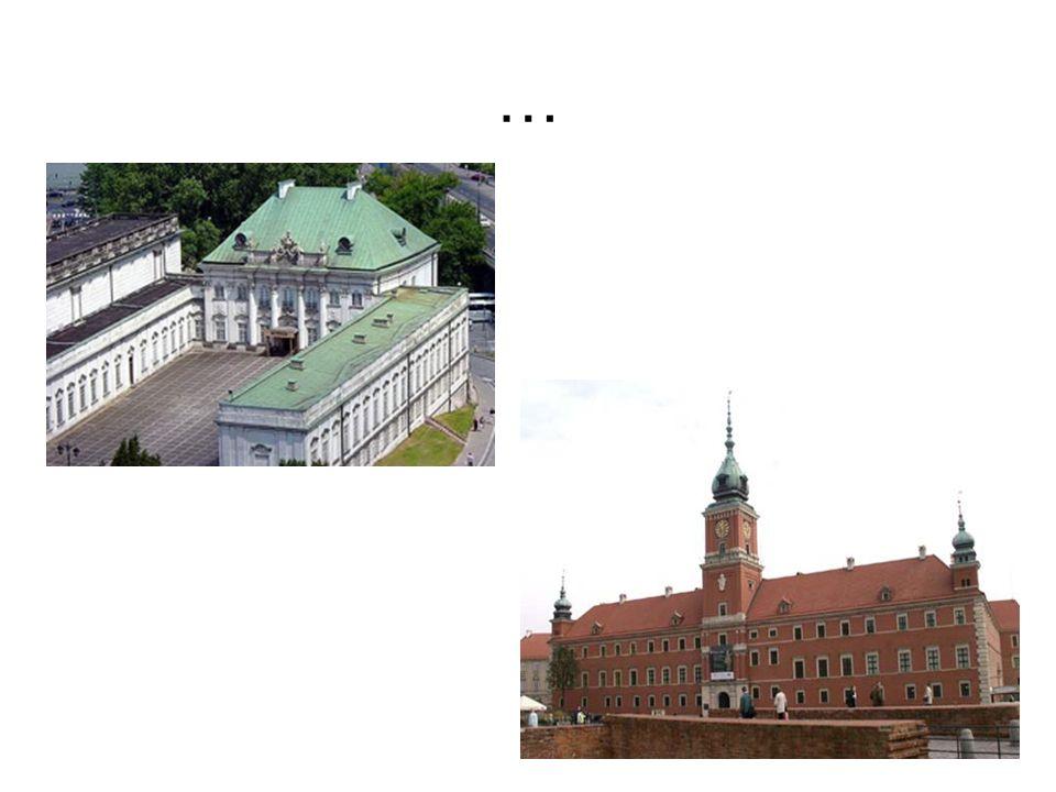 Deutsch  Warschauer Königsschloss ist ein historischer Ort und ein Symbol des polnischen Staates.