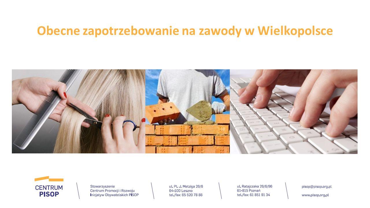 Badania zrealizowane w 31 wielkopolskich powiatowych urzędach pracy wskazały 44 zawody deficytowe.