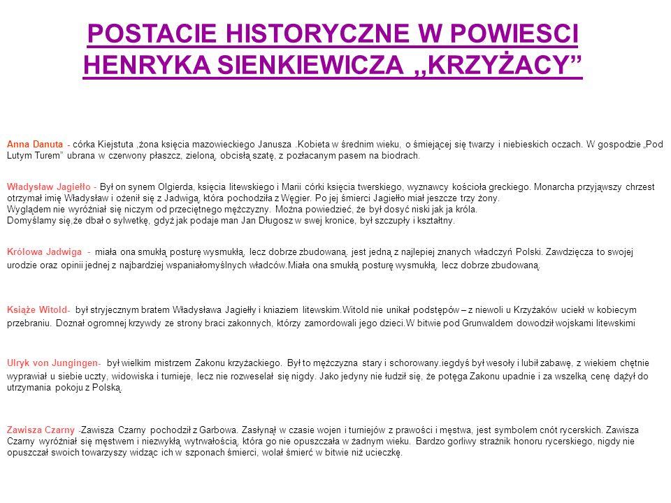 BIBLIOGRAFIA ILUSTRACJE Wikipedia.pl Historycy.org TEKSTY - INFORMACJE Wikipedia.pl Bryk.pl Ściąga.pl Historycy.org Zapytaj.com.pl