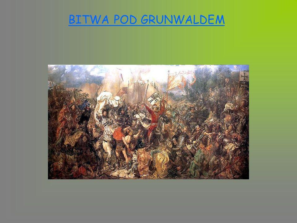 Bitwa pod Grunwaldem – obraz Jana Matejki namalowany na płótnie w 1878 roku w Krakowie.