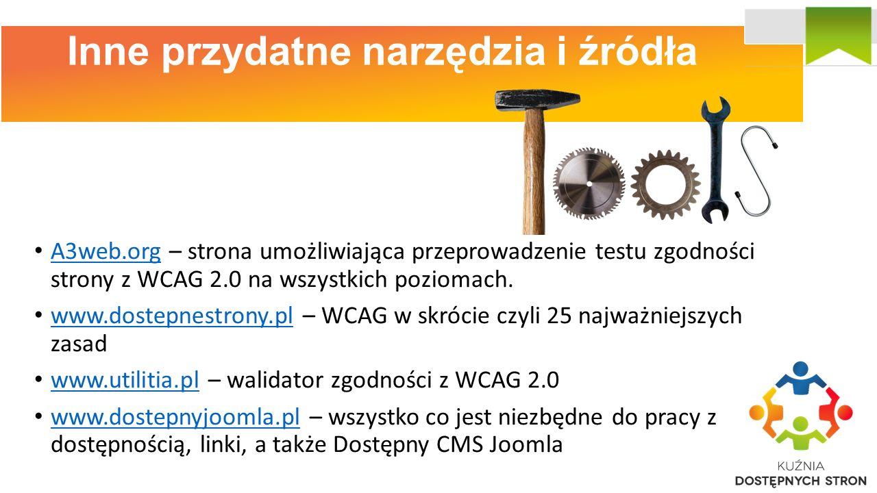 Przydatne narzędzia do badania języka stron