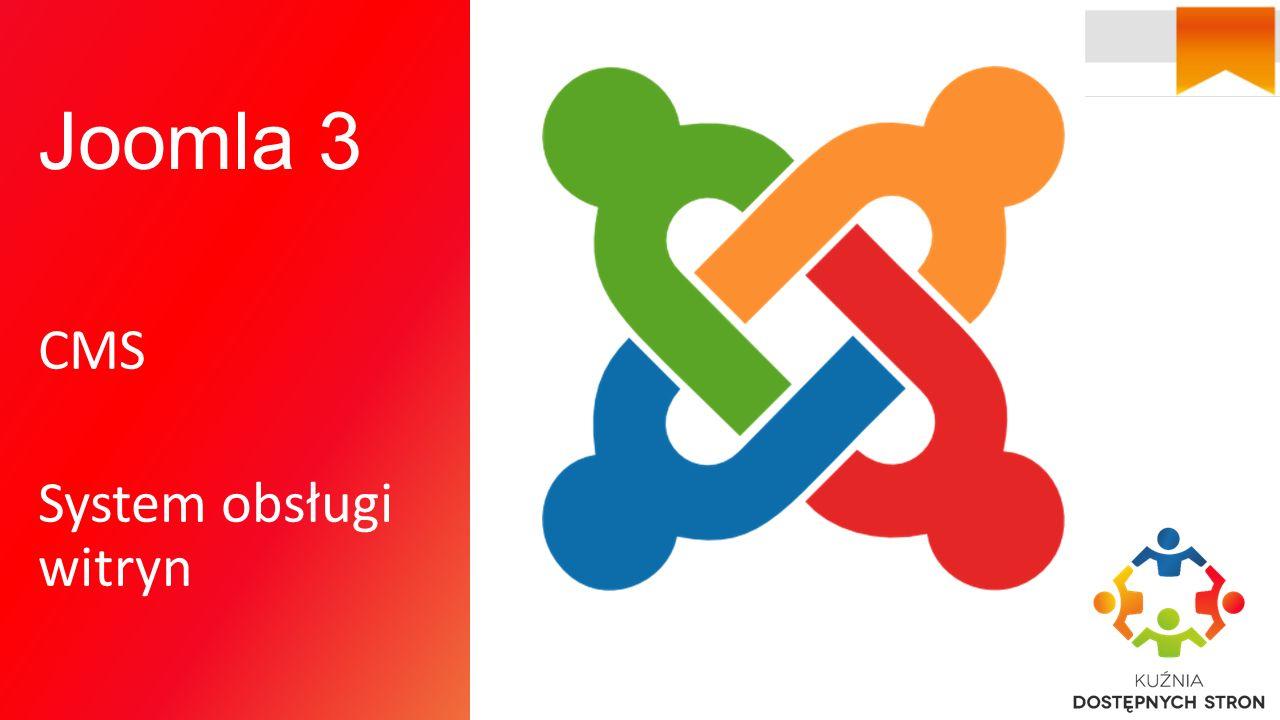 BIP dla Joomla! komponent GovArticle i moduł zaplecza Log_GovArticle
