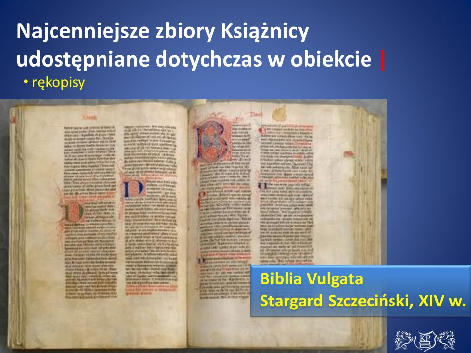 Najcenniejsze zbiory… rękopisy
