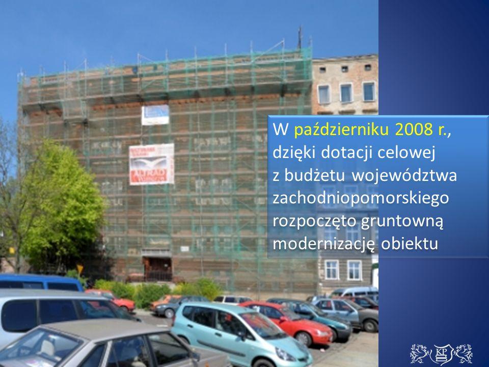 Zakres prac remontowych w budynku | główne założenia