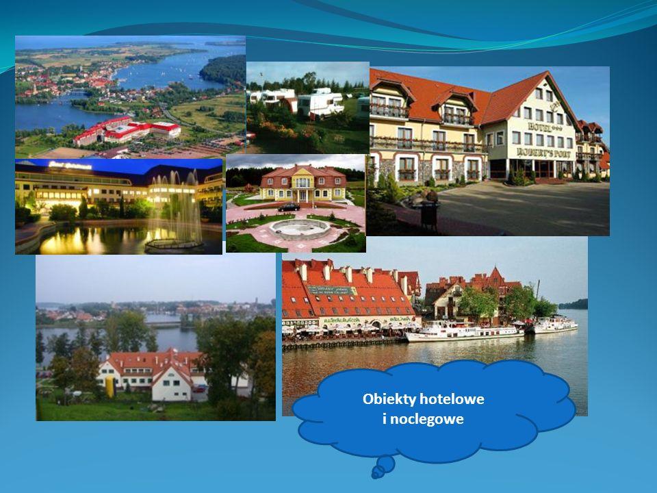 ATUTY MIKOŁAJEK Lokalizacja i warunki krajobrazowo – przyrodnicze oraz historyczno - kulturowe: położenie miasta i gminy w centrum najdłuższego w tej części Europy, 140 – to kilometrowego szlaku żeglarskiego, prowadzącego przez największe i najpiękniejsze polskie jeziora, bogaty świat fauny i flory, zwarte kompleksy leśne (Puszcza Piska), dochodzące do granic miasta, z licznymi rezerwatami przyrody, ciekawe zabytki architektoniczno-kulturowe i historyczne regionu (Reszel, Święta Lipka, Gierłoż, Ryn, Wojnowo), położenie w regionie o wielonarodowej, zróżnicowanej kulturze i burzliwej przeszłości historycznej, Liczna baza noclegowo – turystyczna oferująca bogatą gamę usług turystycznych oraz form wypoczynku