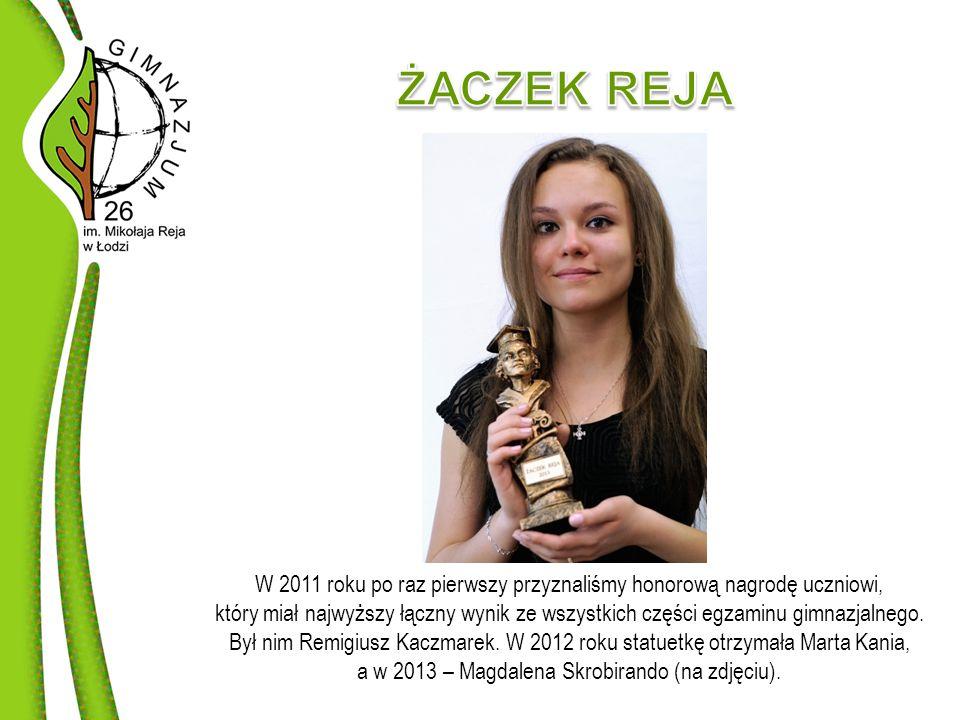 Dziękujemy za obejrzenie prezentacji ukazującej Publiczne Gimnazjum Nr 26 w Łodzi.