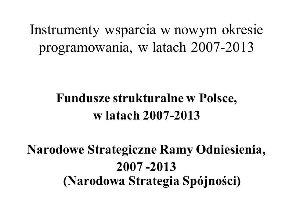 Program Operacyjny INNOWACYJNA GOSPODARKA Cel główny: Rozwój polskiej gospodarki w oparciu o innowacyjne przedsiębiorstwa.
