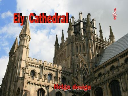Ely Cathedral Helga design.