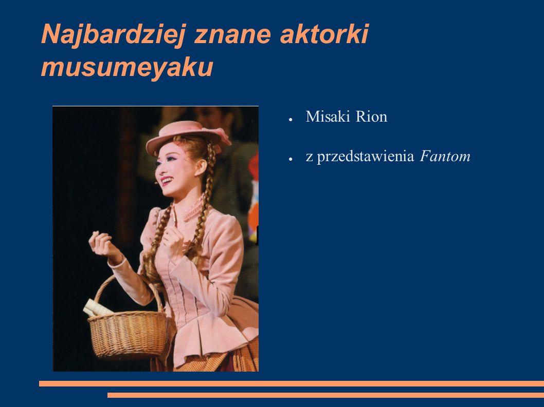 ● Yumesaki Nene ● z przedstawienia Romeo i Julia