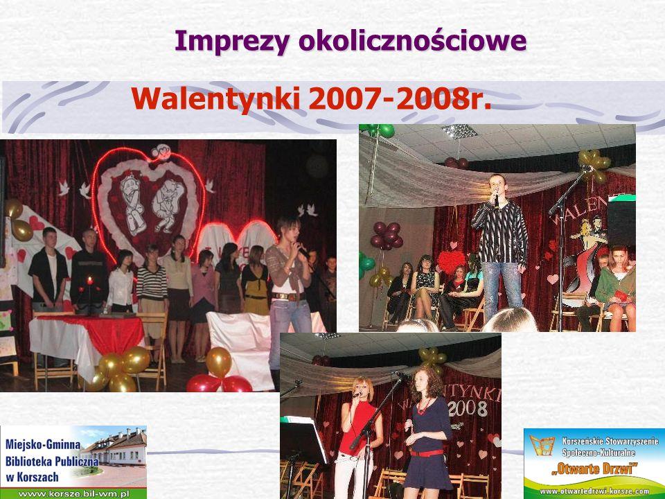 Impreza plenerowa MAJÓWKA Z GROCHÓWKĄ 2007-2011 (z pominięciem roku 2010) Tak było na początku…