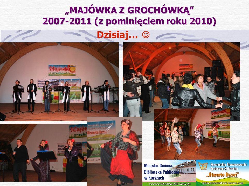 Imprezy związane z działaniem Klubu Seniora Bratek Klub zawiązał się przy Stowarzyszeniu pod koniec roku 2007 i działa po dzień dzisiejszy.