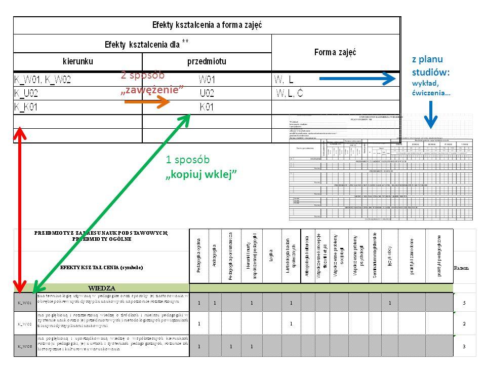 egzamin pisemny a kompetencje społeczne?, PKA weryfikowała pytania z testu egz.