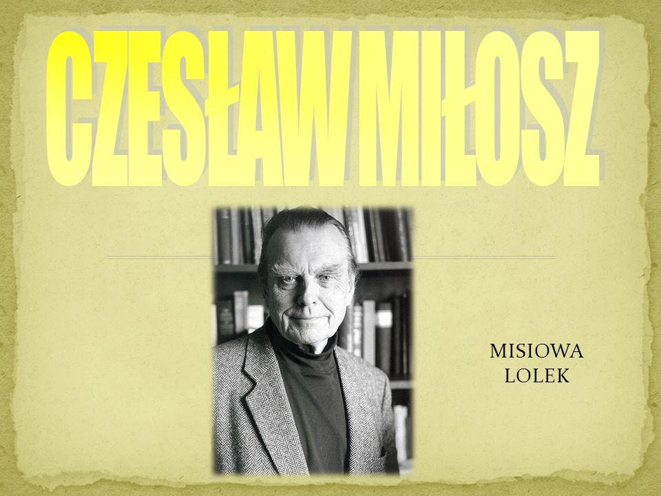 MISIOWA LOLEK