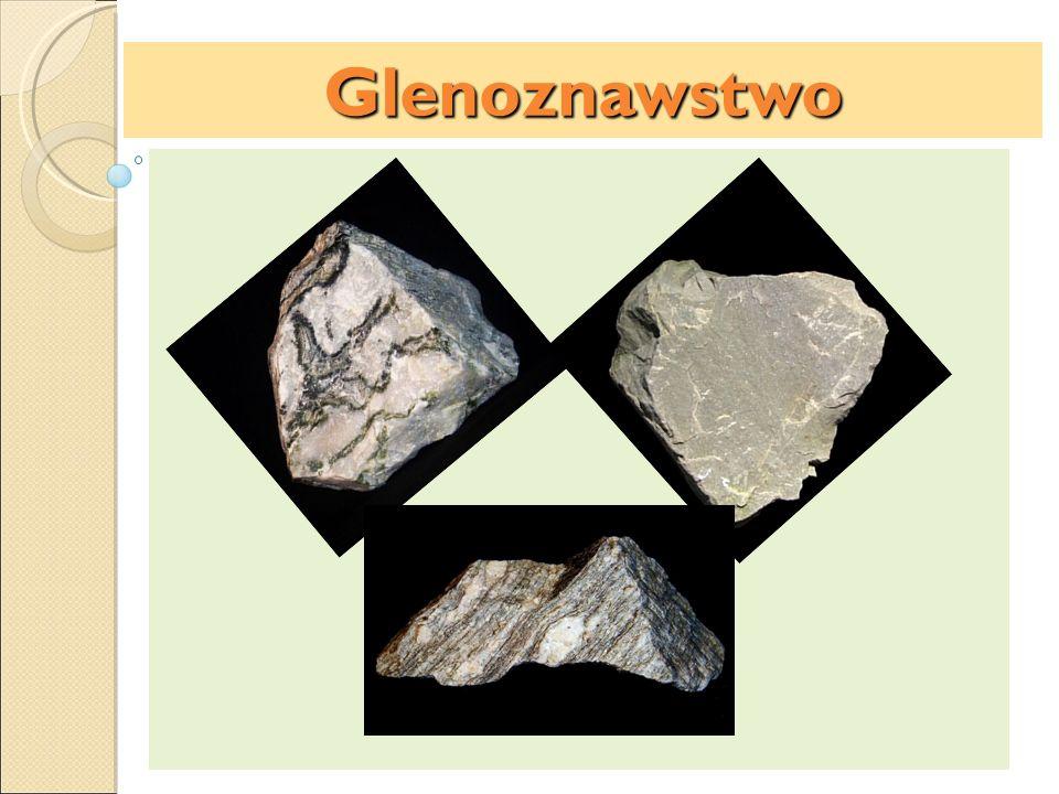 Skały macierzyste Z piasków, w których głównym minerałem jest kwarc (SiO 2 ), tworzą się gleby ubogie w składniki mineralne.