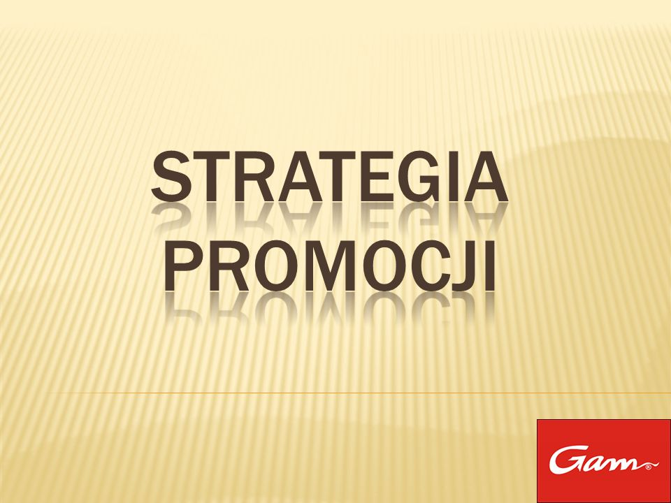 Identyfikacja odbiorców Określenie celów promocji Ustalenie projektu przekazu Wybór kanału komunikacyjnego i tworzenie mieszanki promocyjnej Promocja sprzedaży Promocja osobista Public relations