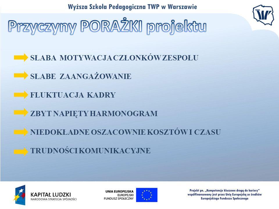 ZREALIZOWANE W PROGRAMIE EDUKACJA Z INTERNETEM DLA NAUCZYCIELI W LATACH 2006-2008