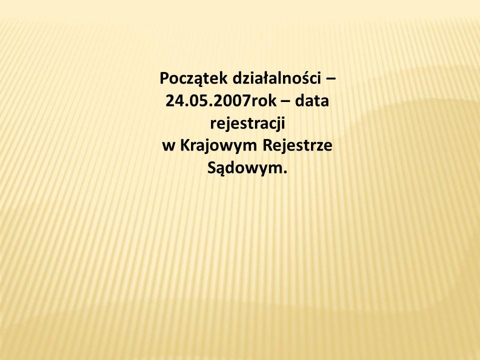 Podstawowe cele Stowarzyszenia: