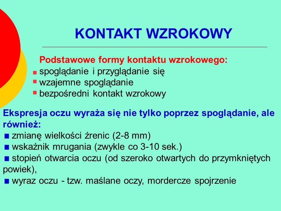 BIBLIOGRAFIA 1.Collins A., Język ciała, gestów i zachowań, Wrocław 1996 2.Głodowski W., Bez słowa.