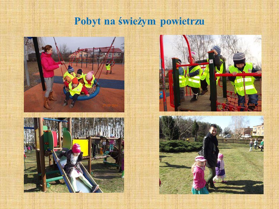 Uwielbiamy plac zabaw