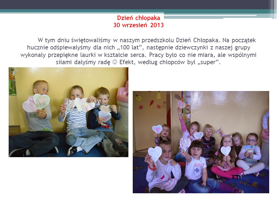 Nasza książeczkowa rodzina 01 październik 2013 Dziś po raz pierwszy oglądaliśmy nasze kolorowe podręczniki.