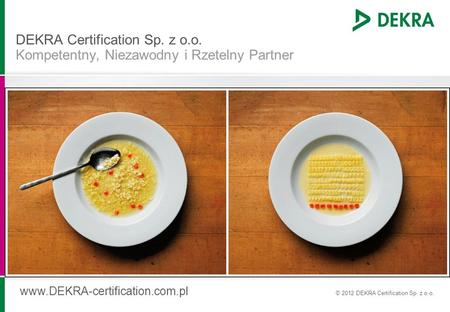 DEKRA Certification Sp. z o. o