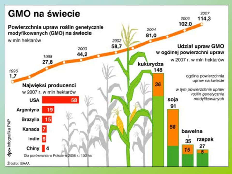 Marki z GMO W 2006 r.Greenpeace opublikował przewodnik zakupowy Czy wiesz, co jesz? .