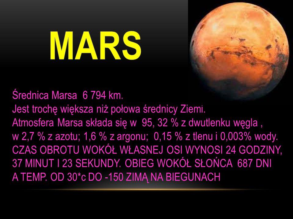 To największa planeta układu słonecznego.