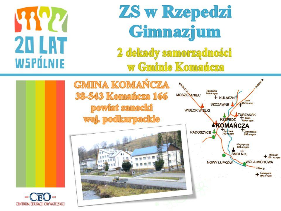 Przez ostatnie lata na terenie gminy Komańcza zrealizowano wiele ważnych projektów mających na celu rozwój edukacji i sportu.
