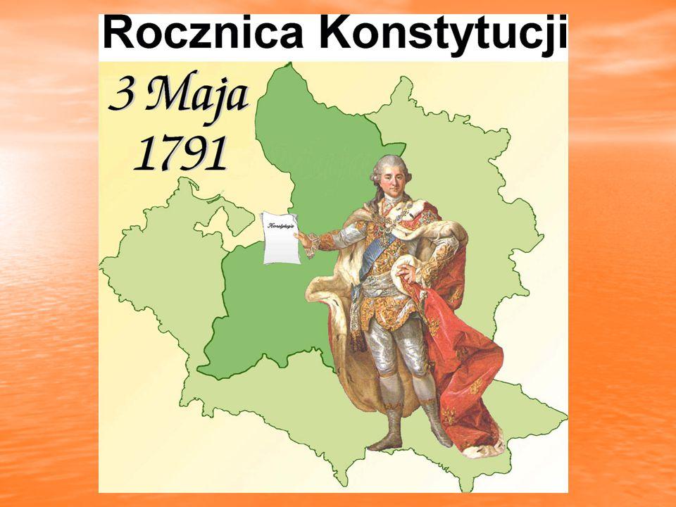 Król Stanis ł aw AugustPoniatowski(1764-1795)