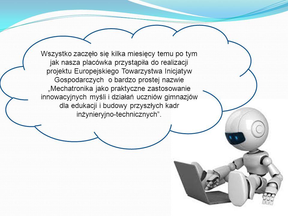Jednym z komponentów wchodzących w skład projektu jest Młodzieżowy Klub Techniki.