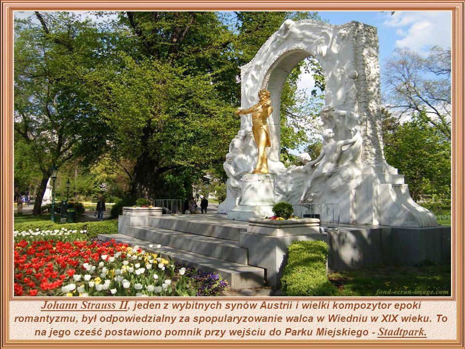 Johann Strauss II, jeden z wybitnych synów Austrii i wielki kompozytor epoki romantyzmu, był odpowiedzialny za spopularyzowanie walca w Wiedniu w XIX wieku.