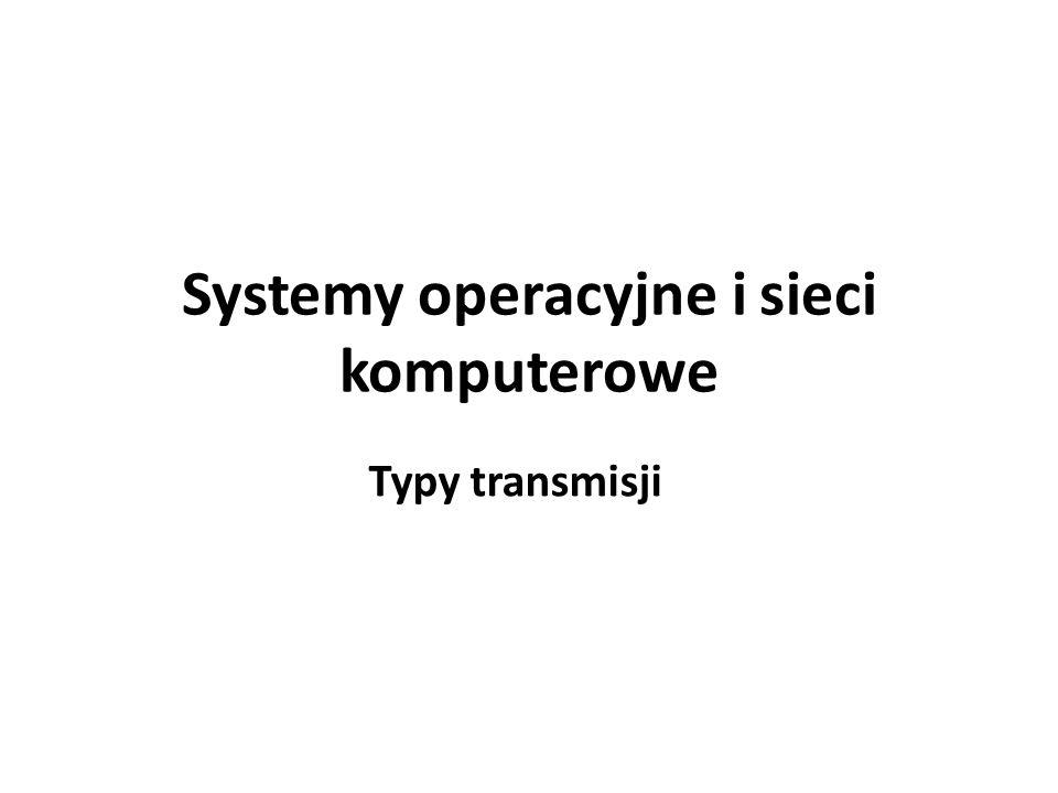 Protokół komunikacyjny Urządzenia w sieci komputerowej komunikują się ze sobą i wymieniają informacje.
