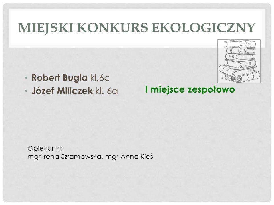 """REJONOWY KONKURS BIBLIJNY """"EWANGELIA WG ŚW.MATEUSZA Antoni Kiszka kl."""