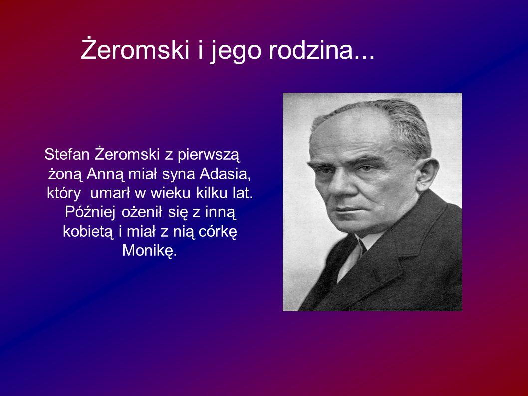 Śmierć Żeromskiego.... Stefan Żeromski zmarł w Warszawie 20 listopada 1925 roku. Żył 61 lat.
