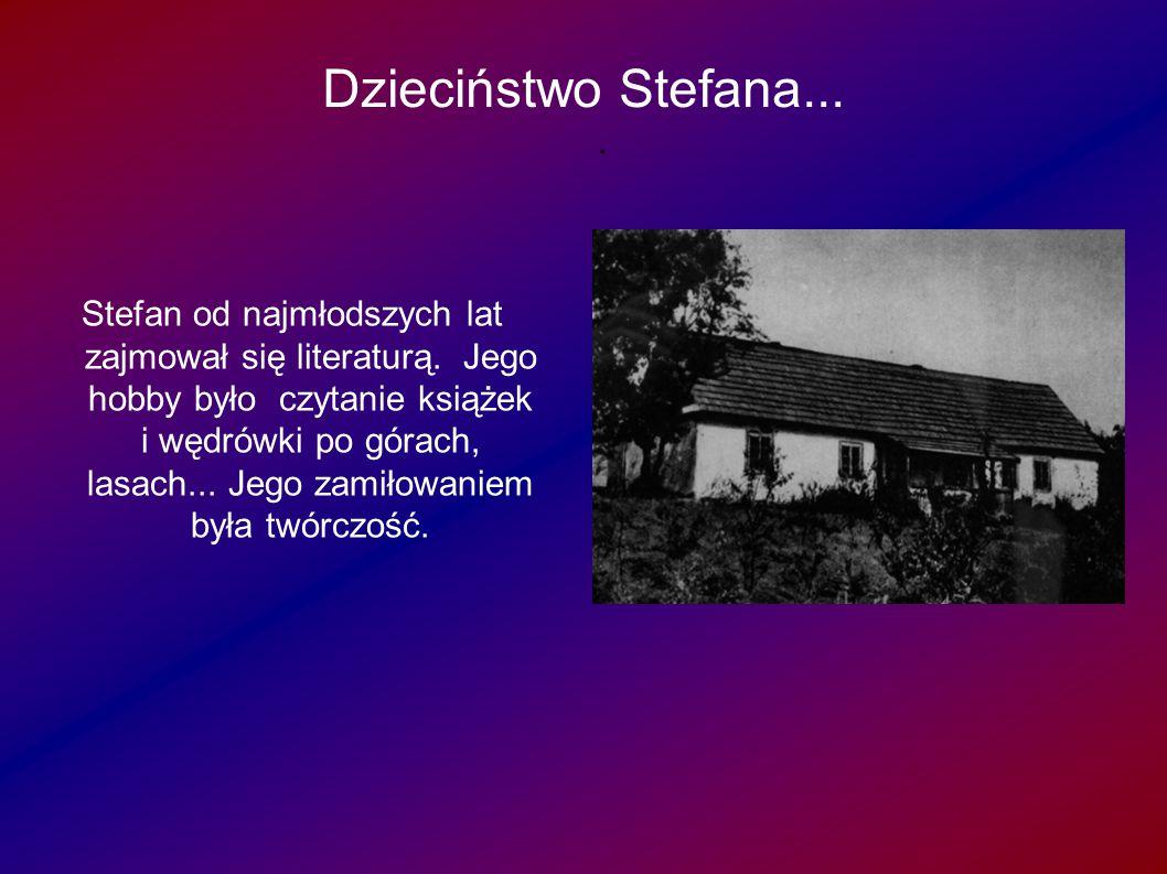 Życie Żeromskiego...e Żeromskiego...