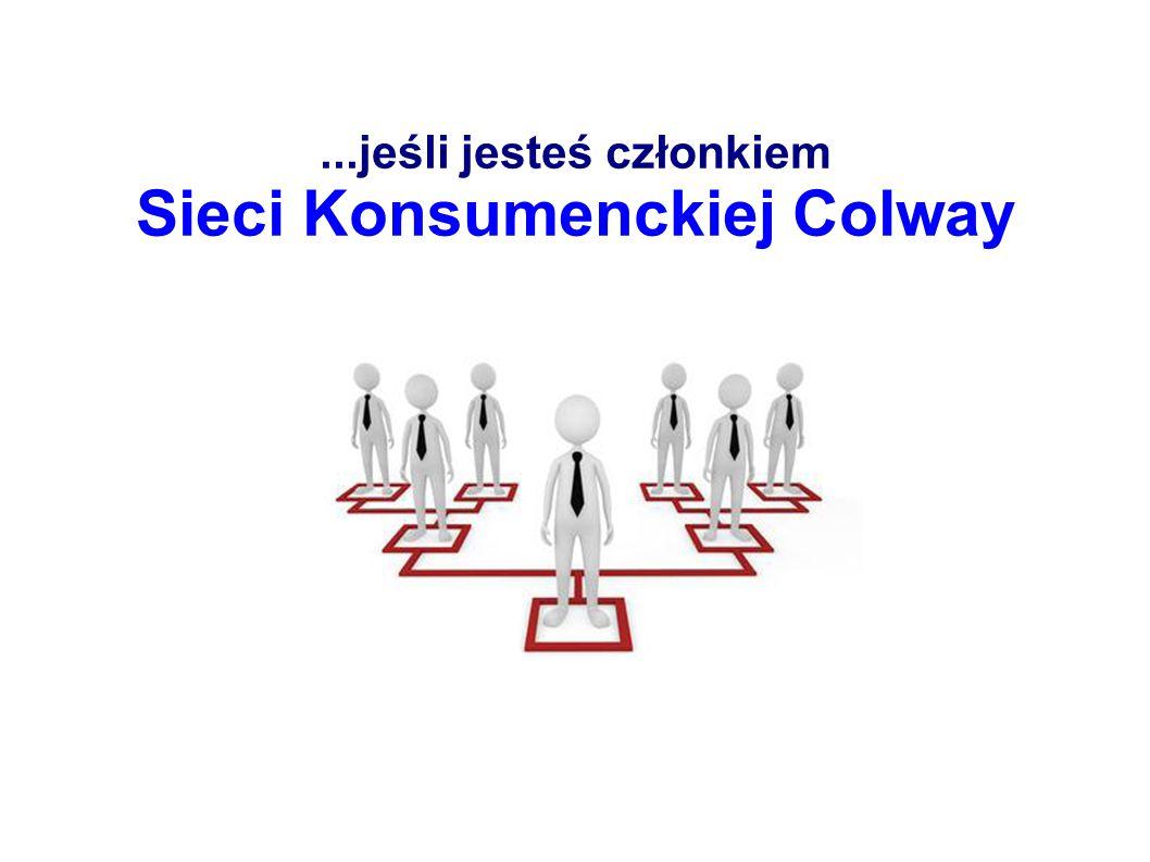 Czym jest Sieć Konsumencka Colway?