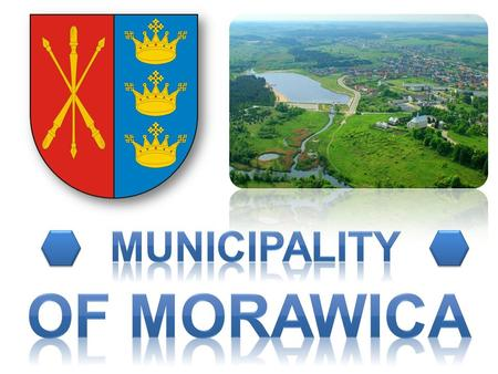 Municipality of Morawica is located in the central part of the Świętokrzyskie Voivodeship. The municipality covers an area of 140.45 km 2. Municipality.