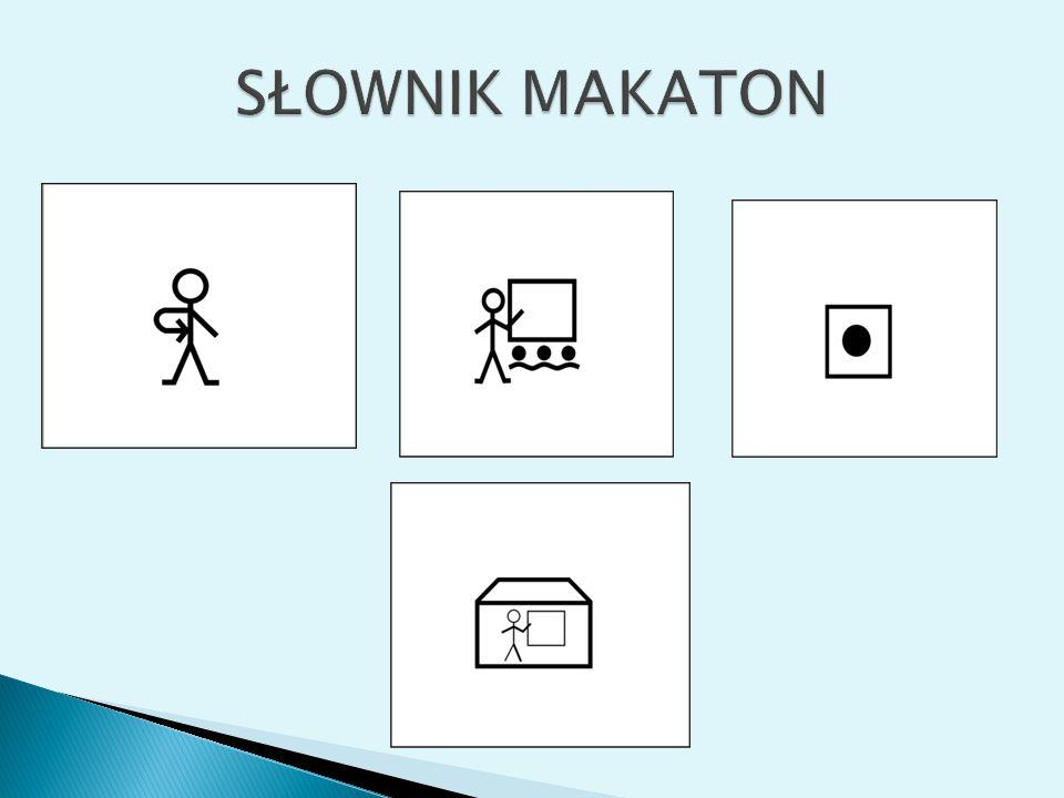 W Polsce metoda Makaton opracowana została w latach 2001- 2005 przez dr Bogusławę B.
