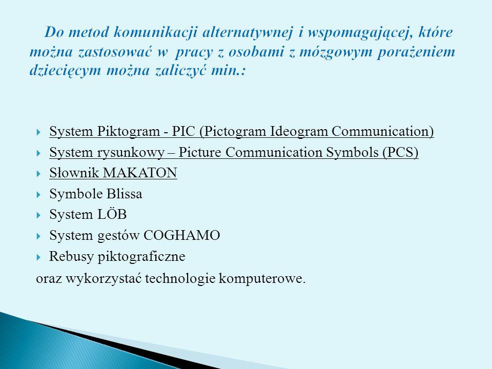 System piktogramów trafił do Polski ze Szwecji poprzez Centrum Metod Alternatywnych w Szczecinie.