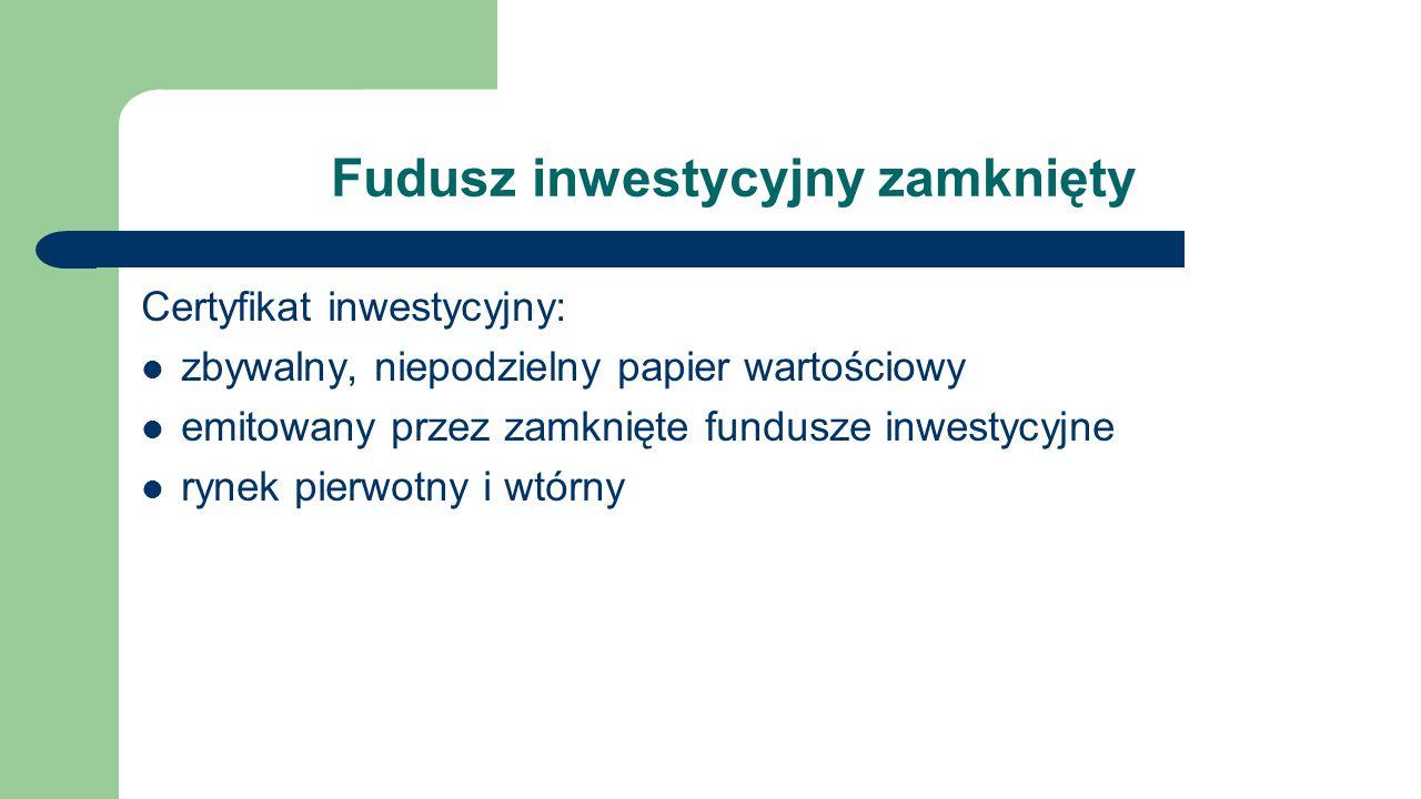 Skarbiec-Rynku Nieruchomości FIZ Źródło: www.fundusze24.pl