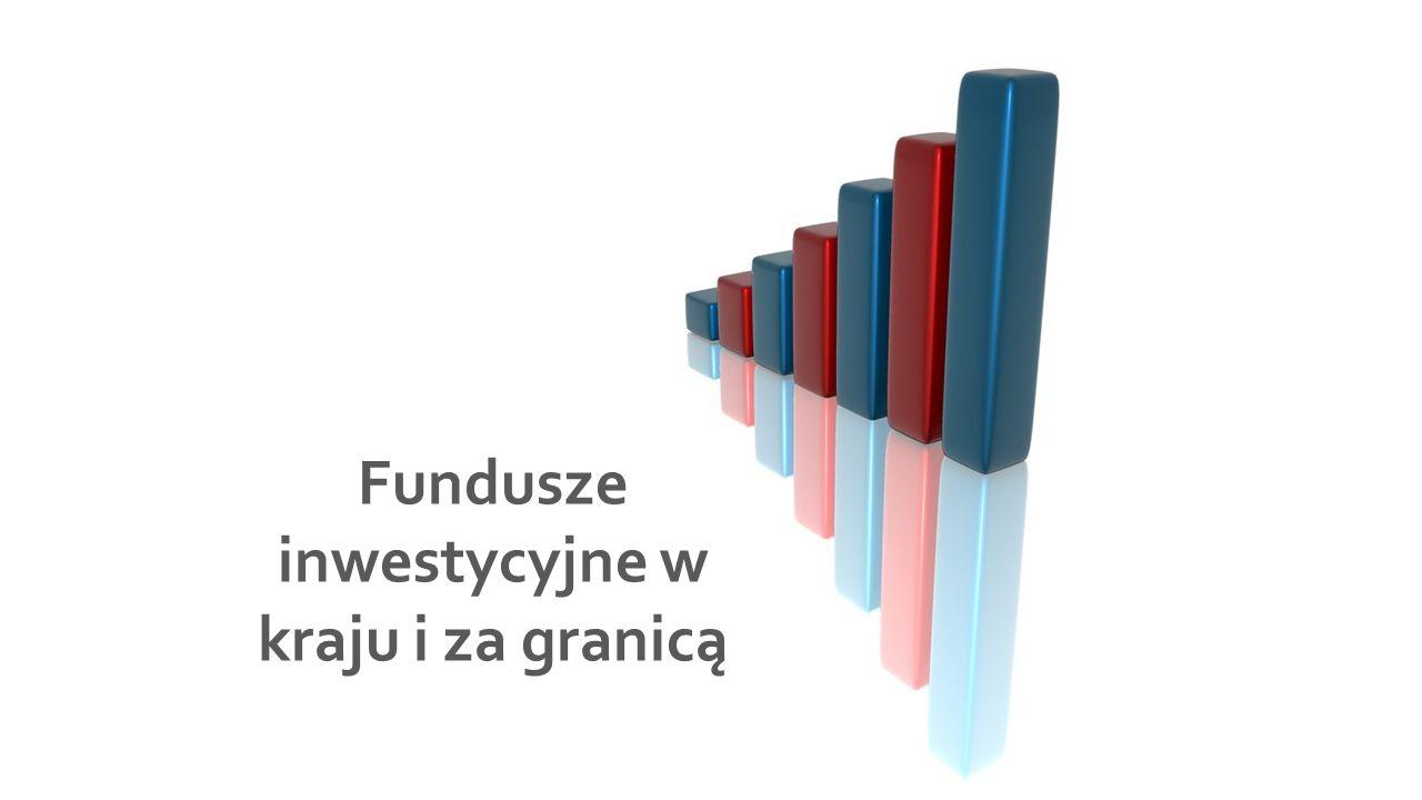 Fundusz inwestycyjny to majątek tworzony z wpłat inwestorów zarządzany przez towarzystwo funduszy inwestycyjnych nad którymi zawsze stoi jakiś BANK zajmujący się rozliczaniem danego FI Fundusze Inwestycyjne Otwarte Specjalistyczne otwarte Zamknięte