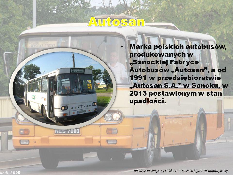 Pierwszy polski motorower.