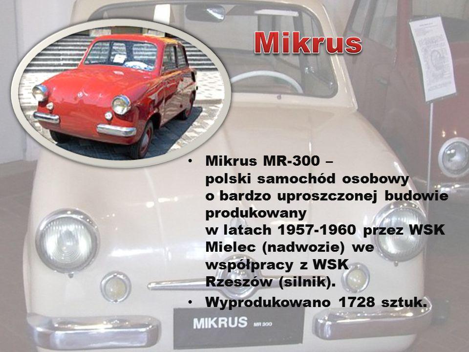 Rodzina polskich samochodów osobowych i dostawczych produkowanych w latach 1957-1972 przez Fabrykę Samochodów Osobowych w Warszawie, a od 1972 do 1983 przez Fabrykę Samochodów Małolitrażowych w Bielsku-Białej.